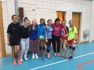 Talentsamling håndball 2016